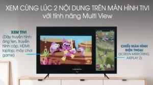 Tính năng thông minh samsung tivi