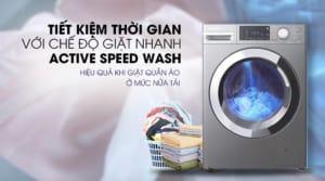 Đánh giá nhanh Máy giặt Panasonic NA-V90FX1LVT