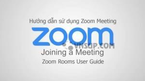 Hướng dẫn chi tiết sử dụng Zoom trên máy tính