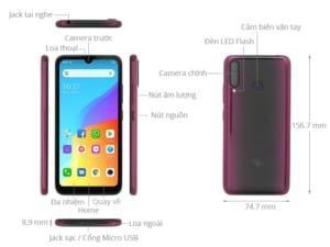 Top 5 smartphone dưới 2 triệu tốt năm 2020