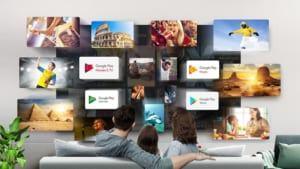 Tivi TCL Hệ điều hành Android mới nhất