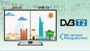 DVB-T2 là gì? Thông tin về DVB-T2