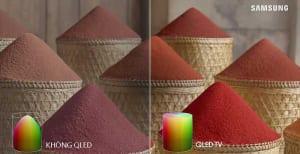 Đánh giá Smart Tivi QLED Samsung 4K 55 inch QA55Q70T