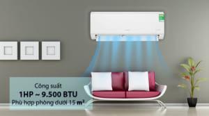 Đánh giá điều hòa Comfee Inverter 1 HP SIRIUSA-9ED