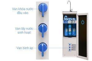 Đánh giá máy lọc nước RO Hydrogen Karofi M-I129/H 9 lõi