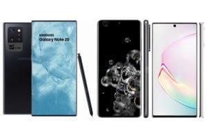 Samsung Galaxy Note20 có thể có bản màu xanh tương tự iPhone 12 Pro