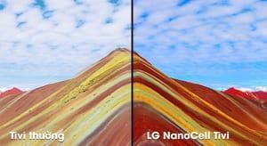Tìm hiểu về công nghệ màn hình NanoCell trên tivi LG