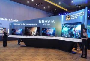 Sony ra mắt tivi Bravia với nhiều tính năng công nghệ nổi bật