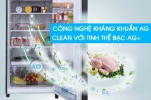5 công nghệ nổi bật trên tủ lạnh Panasonic 2020