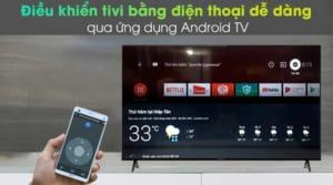 Đánh giá Android Tivi Vsmart 4K 50 inch 50KD6800