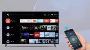 Đánh giá Android Tivi Vsmart 4K 55 inch 55KE8500