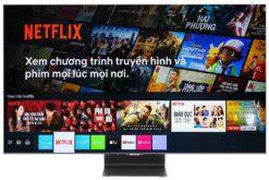 Đánh giá Smart Tivi QLED Samsung 4K 55 inch QA55Q95T