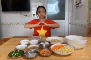 TÚ ANH VLOG kênh youtube thú vị về ẩm thực cho các bé