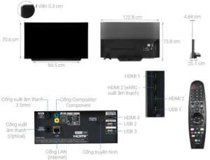 OLED LG 55CXPTA