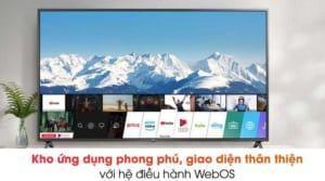 Đánh giá Smart Tivi LG 4K 70 inch 70UN7300PTC