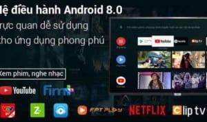 Hướng dẫn chi tiết cách cập nhật phần mềm hệ thống trên Android tivi TCL