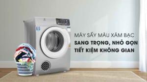 Kinh nghiệm chon mua máy sấy quần áo cho gia đình
