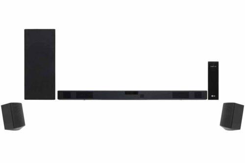Đánh giá Loa thanh soundbar LG 4.1 SN5R 520W