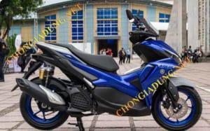 Hơn 60 triệu chọn Honda Air Blade 150 hay Yamaha NVX 155 ver2