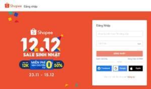Hướng dẫn xem báo cáo tổng kết đặt hàng trên Shopee