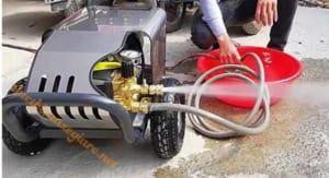 Hướng dẫn chi tiết cách sử dụng máy rửa xe tại nhà
