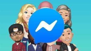 Hướng dẫn cách tạo icon messenger và avatar facebook bằng điện thoại