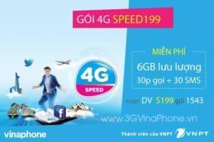 Hướng dẫn chi tiết cách đăng ký gói 4G SPEED199 của Vinaphone