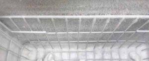 Hướng dẫn 7 bước xử lý tủ lạnh bị đóng tuyết