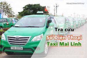Tổng đài Mai Linh và cách đặt xe Mai Linh