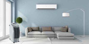 Sử dụng kết hợp quạt điều hòa và máy lạnh có tốt không