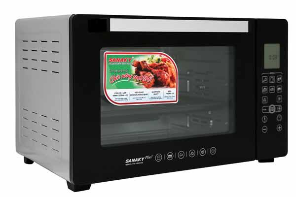 Đánh giá Lò Nướng Sanaky VH 5088N2D 50 lít