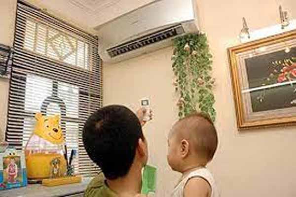 Cảnh Báo Tác Động Điều Hòa Đến Trẻ