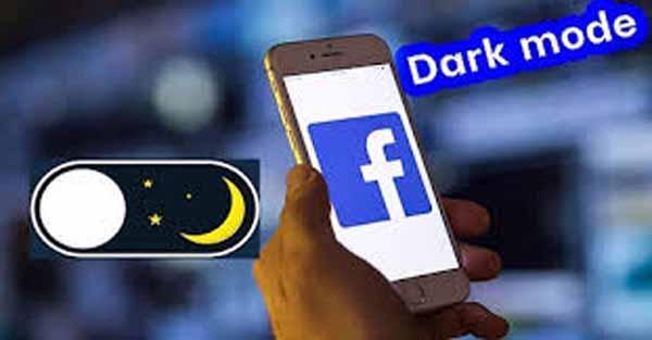 Chế độ tối trên Facebook