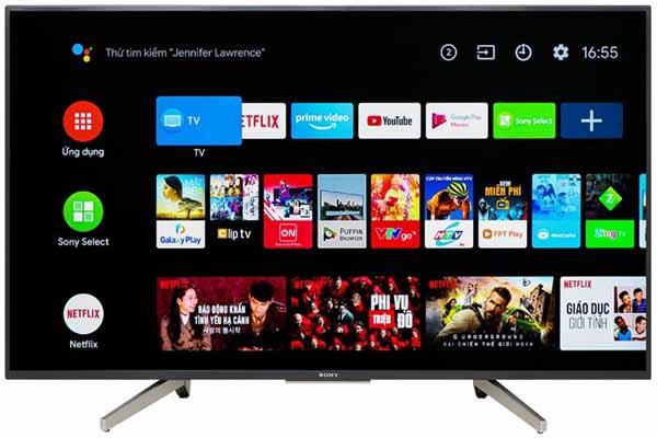 10 Smart tivi bán chạy nhất đầu năm 2021
