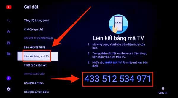 Hướng dẫn cách kết nối điện thoại Android với tivi Samsun