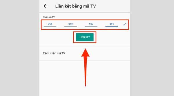 Trình chiếu nội dung từ thiết bị di động lên TV Samsung
