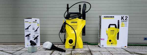 9 thương hiệu máy rửa xe gia đình tốt nhất hiện nay