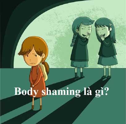 Body shaming là gì Ý nghĩa và hậu quả của Body shaming