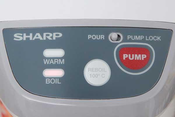 Đánh giá Bình thủy điện Sharp KP-Y32PV-CU 3 lít