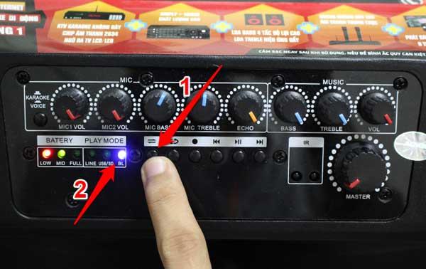 Hướng dẫn chi tiết cách kết nối loa kéo với điện thoại