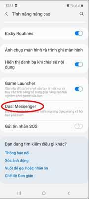 Sử dụng nhiều tài khoản Facebook, Zalo cùng lúc trên iPhone
