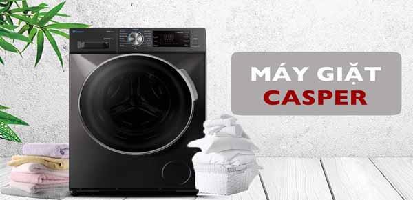 Thương hiệu máy giặt Casper của nước nào Có tốt không
