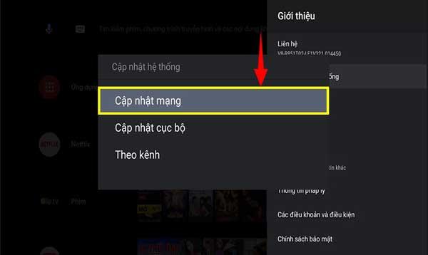 Cách sửa Tivi TCL không vào được Youtube