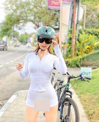 Có nên mặc quần lót bên trong quần đạp xe không