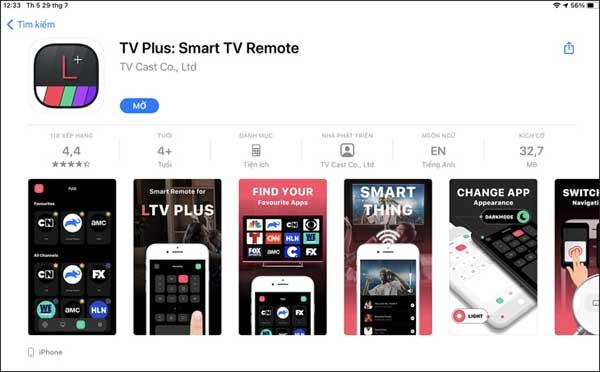 10 cách kết nối và phản chiếu màn hình iphone lên tivi