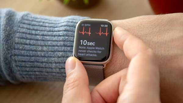 Đồng hồ đo nhịp tim quang học