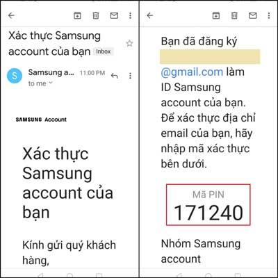 Hướng dẫn 3 cách Tạo tài khoản Samsung Account Smart TV